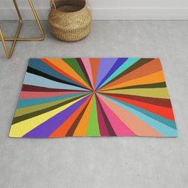 Technicolor dream 001 Rug