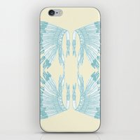 headdress iPhone & iPod Skins featuring Headdress by Deleted