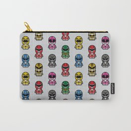 Power Chibi Rangers (Mighty Morphin) Carry-All Pouch