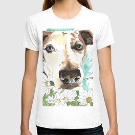 Watercolor Wildflowers & her Bestie T-shirt