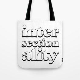 Intersectionality Tote Bag