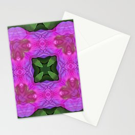 Flowers of Synchrony Stationery Cards