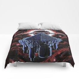 Ancient Astronauts Comforters
