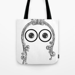 Look into me eyezz Tote Bag