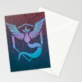 Rad Team Mystic Stationery Cards