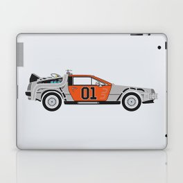 Back to the Body Shop Laptop & iPad Skin