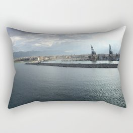 porto di Palermo Rectangular Pillow