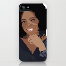 Oprah iPhone Case