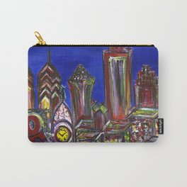 Philly Skyline LOVE Carry-All Pouch