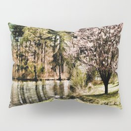 Spring Time In New England Pillow Sham