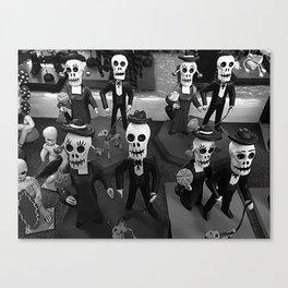 Catrinas Canvas Print