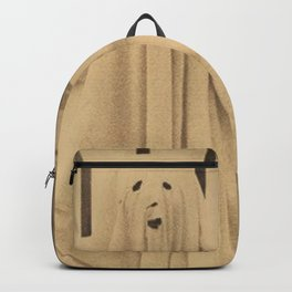 Old Ghost Costume Backpack