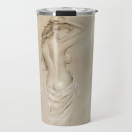 Goddess of the Dawn Travel Mug