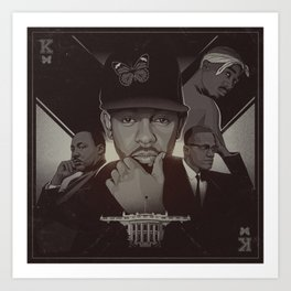 To Pimp a Butterfly Art Print