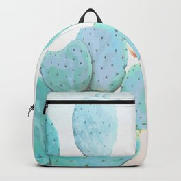 Cactus illustration Backpack