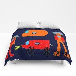 Rescue Boy Comforters