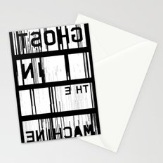 Ghost in the Machine (Inverted) Stationery Cards