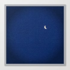 Good Night, Moon Canvas Print