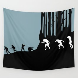 DOG SOLDIERS Wall Tapestry