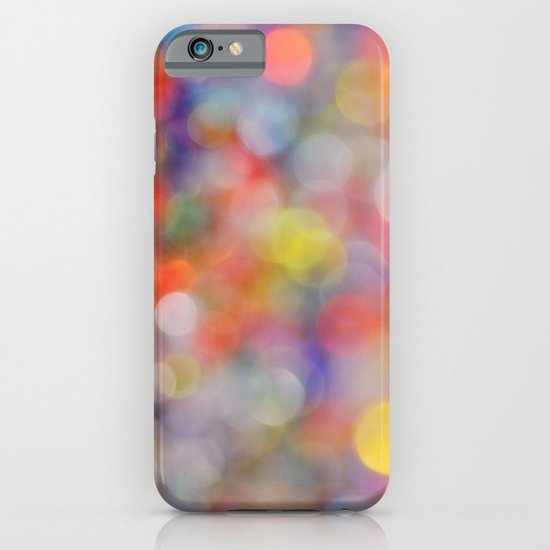 Bokeh Big Top Circus iPhone & iPod Case