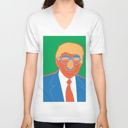 Donald Just Jokes Unisex V-Neck