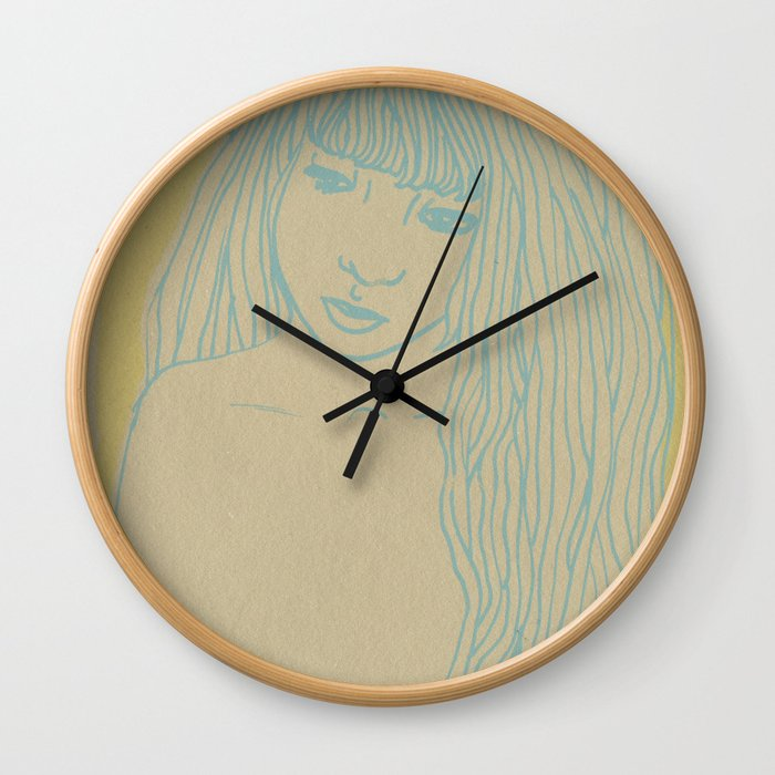 Collections Wall Clock