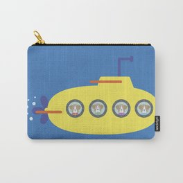 The Beagles - Yellow Submarine Carry-All Pouch