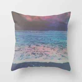 WHALE TO NOTHING Throw Pillow