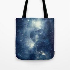 Galaxy Next Door Tote Bag