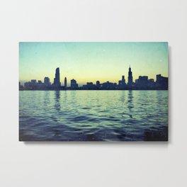 Chicago III Metal Print