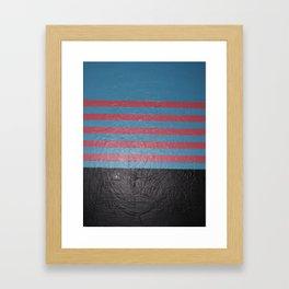 A B C Framed Art Print