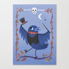 Mr. Ravenscroft  Canvas Print