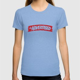 As Advertised - Red T-shirt