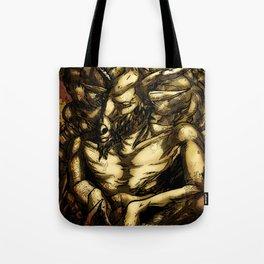 HORNED GOD Tote Bag