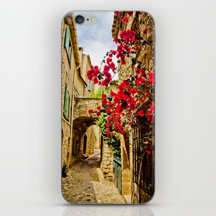 Provincial France iPhone Skin