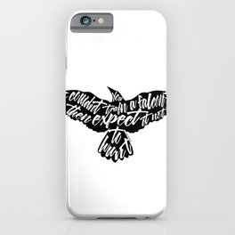 Six of Crows - Falcon design iPhone Case