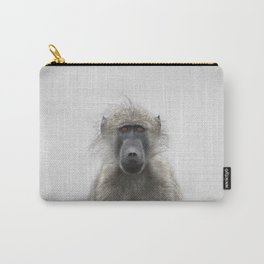 Baboon - Colorful Carry-All Pouch