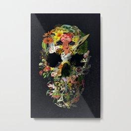 Eden Skull Metal Print