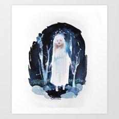 River Spirit Art Print