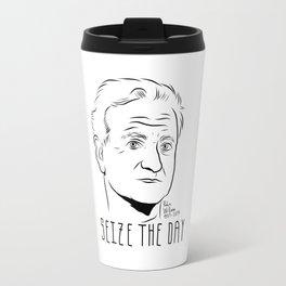 Tribute to Robin Williams Travel Mug