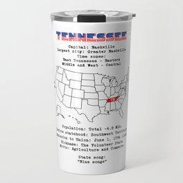 Tennessee Travel Mug