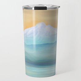 Sunrise Fuji Mount Travel Mug