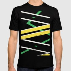 Hoverboard Black X-LARGE Mens Fitted Tee
