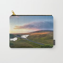 Vanishing Lakes,Ireland,Northern Ireland,Ballycastle Carry-All Pouch