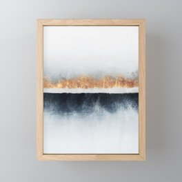 Horizon Framed Mini Art Print