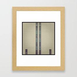 pong Framed Art Print