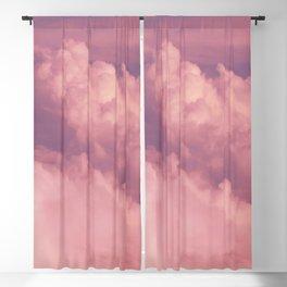 Cloudscape I Blackout Curtain