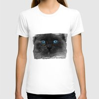 lady gaga T-shirts featuring CATTURE by Catspaws