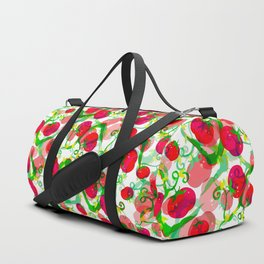 Tomatoes Pattern 2 Duffle Bag
