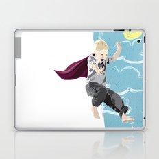 The man who has no imagination has no wings. Laptop & iPad Skin